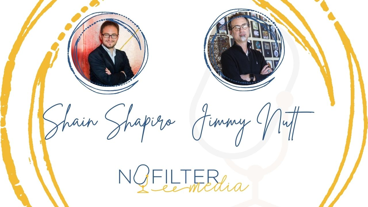 Shain Shapiro and Jimmy Nutt