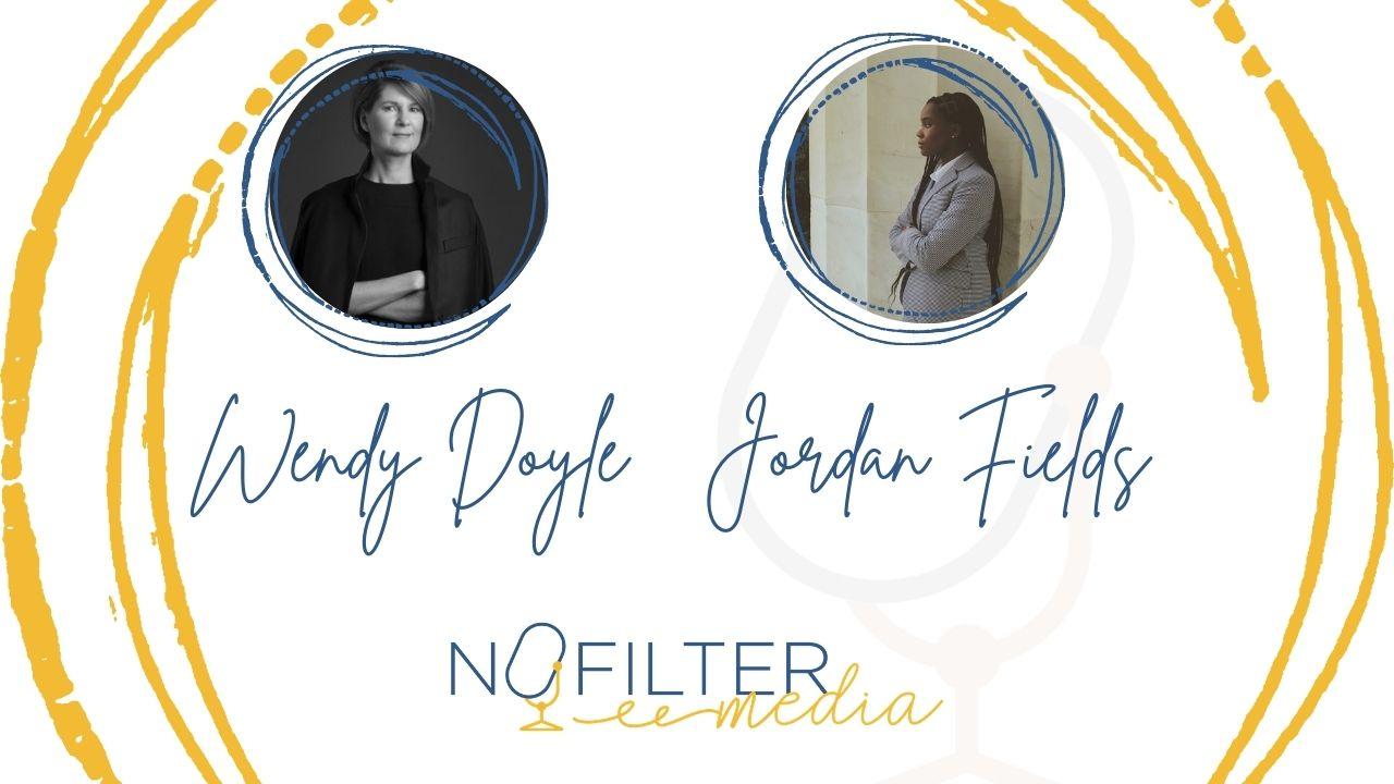 Wendy Doyle and Jordan Fields