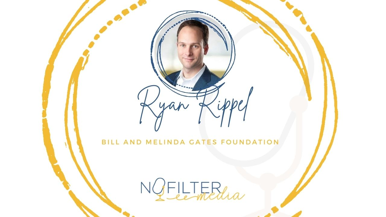 Ryan Rippel with The Bill and Melinda Gates Foundation